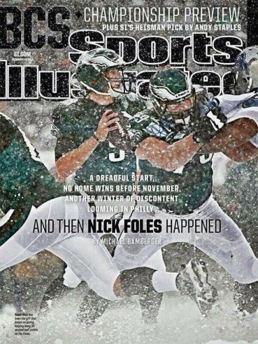 Nick Foles Looking Dope