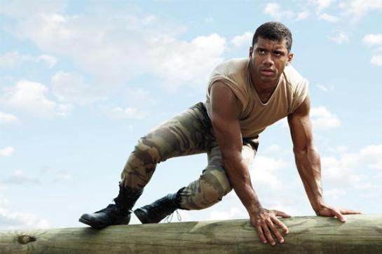 Manly RUSSELL WILSON