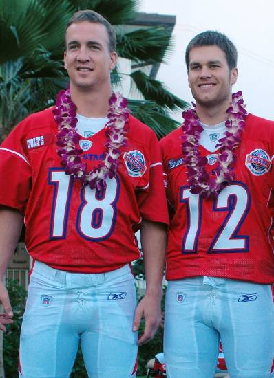 Brady:Manning