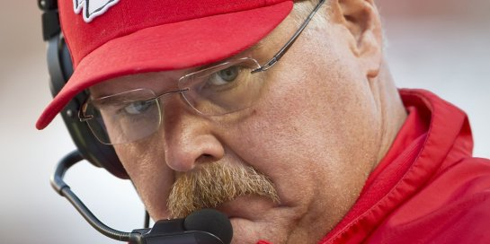 Andy Reid Face
