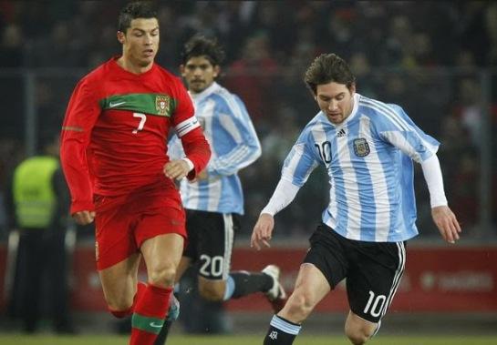 argentina vs portugal