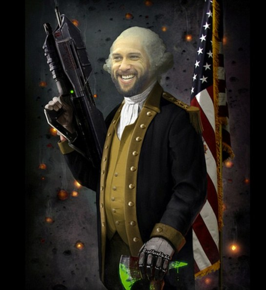 Tim Howard, a portrait
