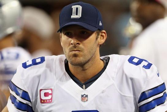 at Cowboys Stadium on October 1, 2012 in Arlington, Texas.
