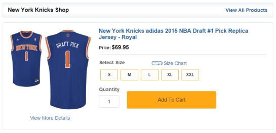 #1 Draft Pick