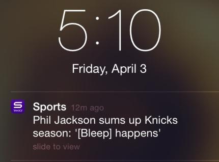 Knicks Phil